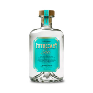 Pothecary Gin (50cl, 44.8%)